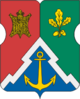 Coat of Arms of Yuzhnoportovoe (municipality in Moscow).png