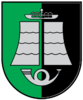 Coat of arms of Silute (Lithuania).png