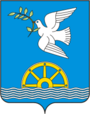 Coat of Arms of Blagoveschensk rayon (Bashkortostan).png