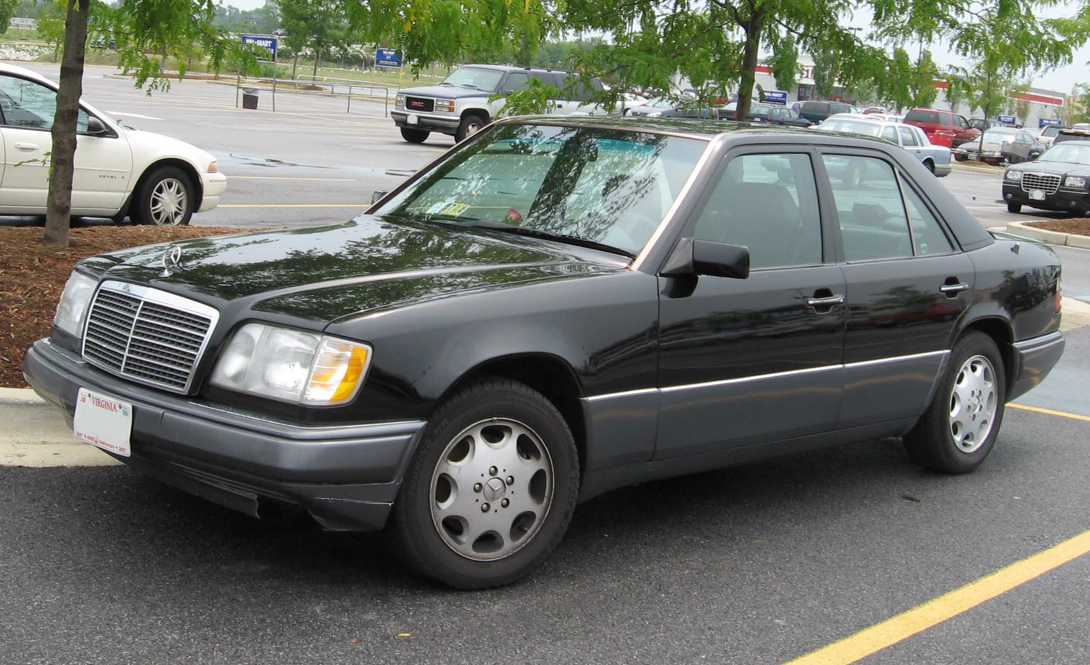 Mercedes Benz E класс это Что такое Mercedes Benz E