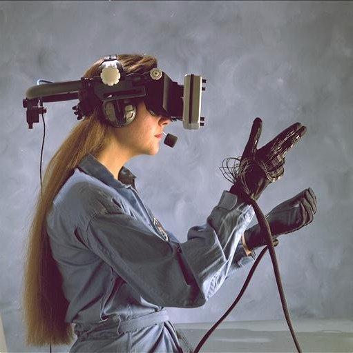 Виртуальная реальность - это... Что такое Виртуальная ...