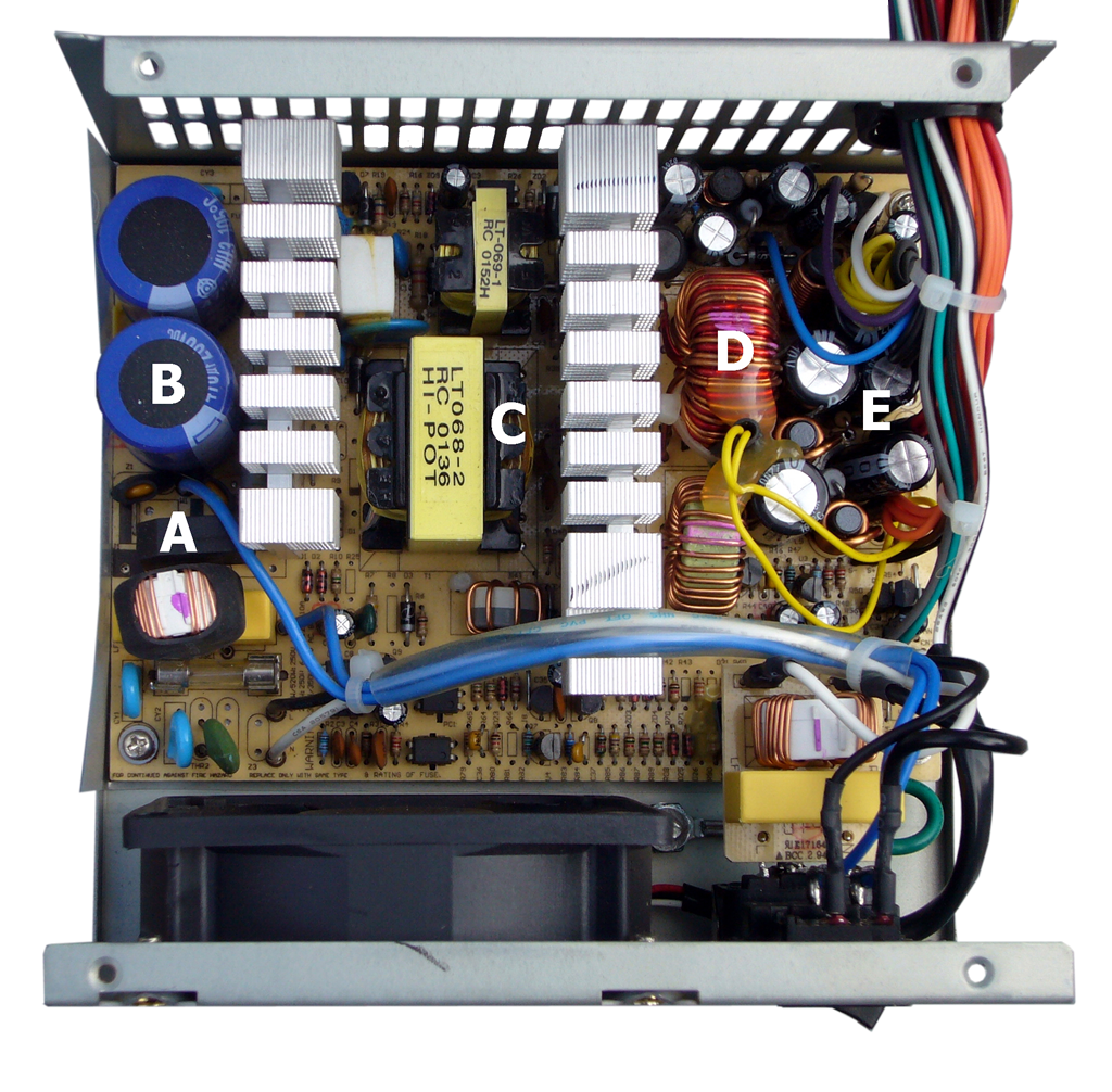 Бп компьютера своими руками