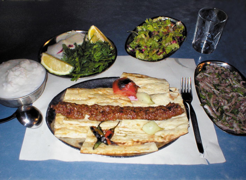 Турецкая кухня - это... Что такое Турецкая кухня?
