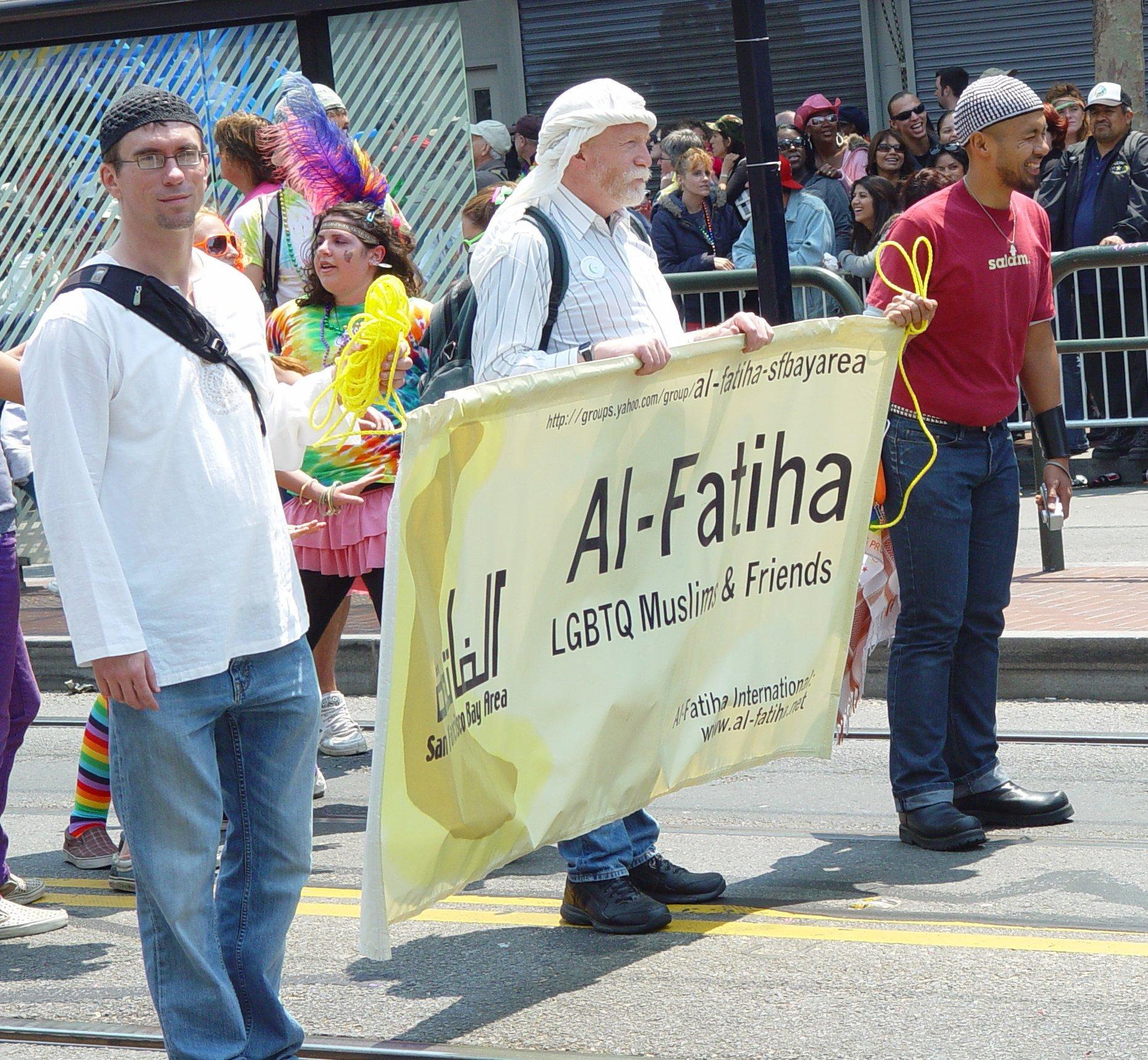 Дружба мусульман с гомосексуалами