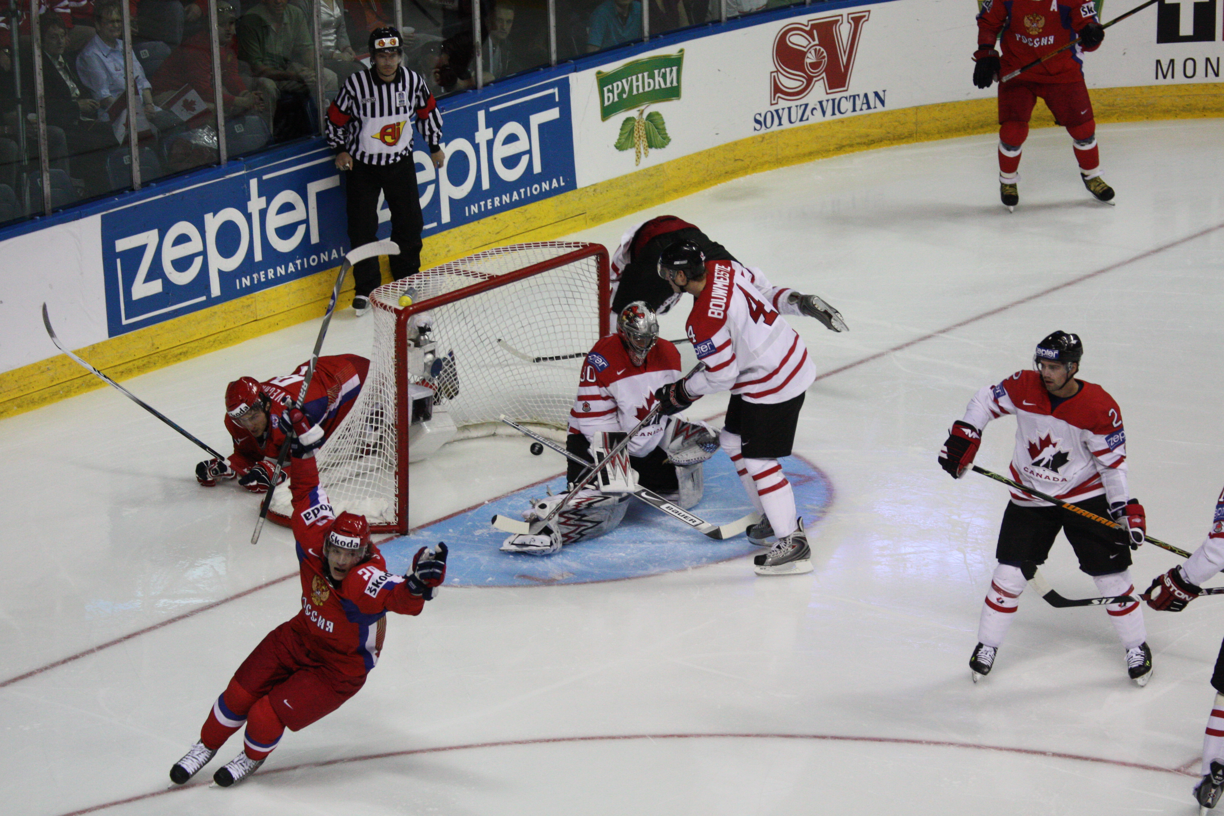Хоккей 2008 Хоккей