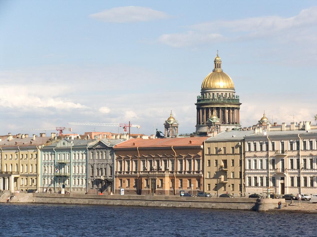 фото набережные санкт-петербурга