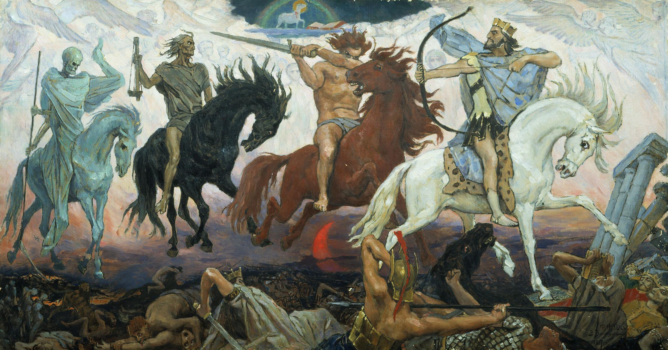 Воины апокалипсиса 1887