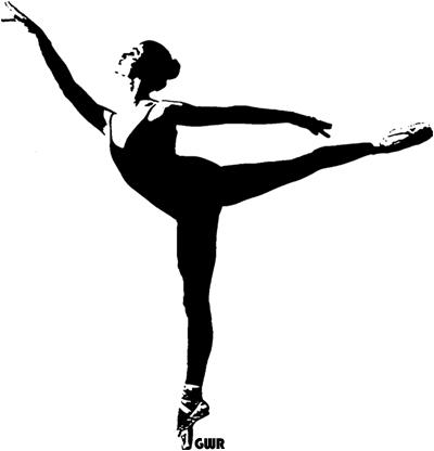 Оригинальные сексуальные позы для балерин