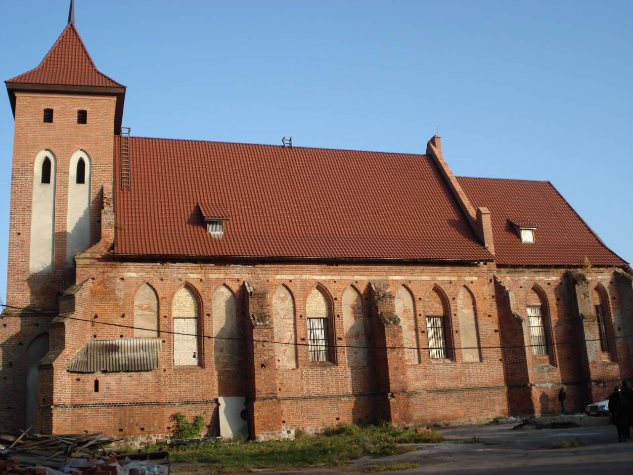 Arnau church