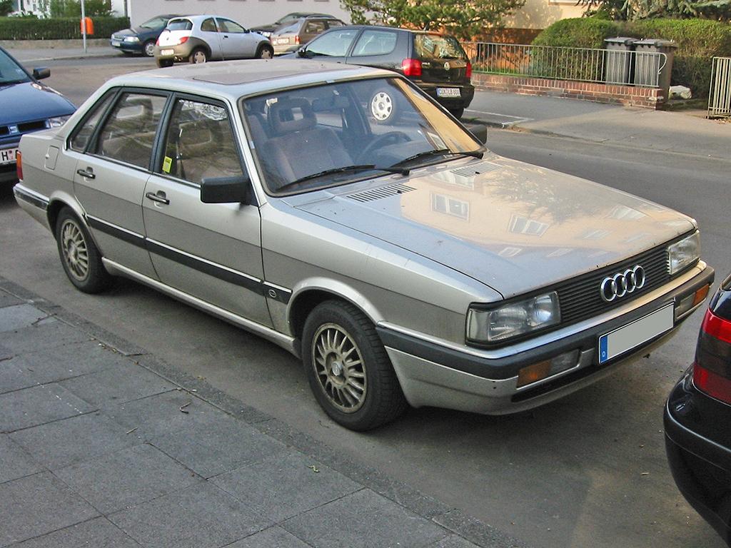 Audi 80 - это... Что такое Audi 80?