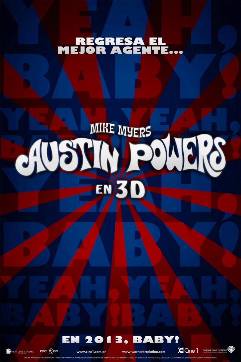 Остин Пауэрс 4 / Austin Powers 4 (2013)