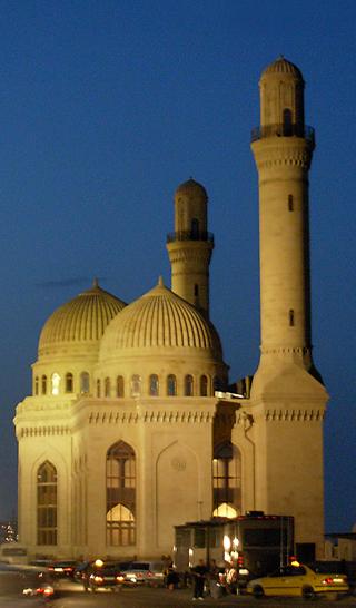 Мечети Азербайджана:Биби-Эйбат