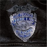 Обложка альбома «Their Law: The Singles 1990–2005» (The Prodigy, (2005))