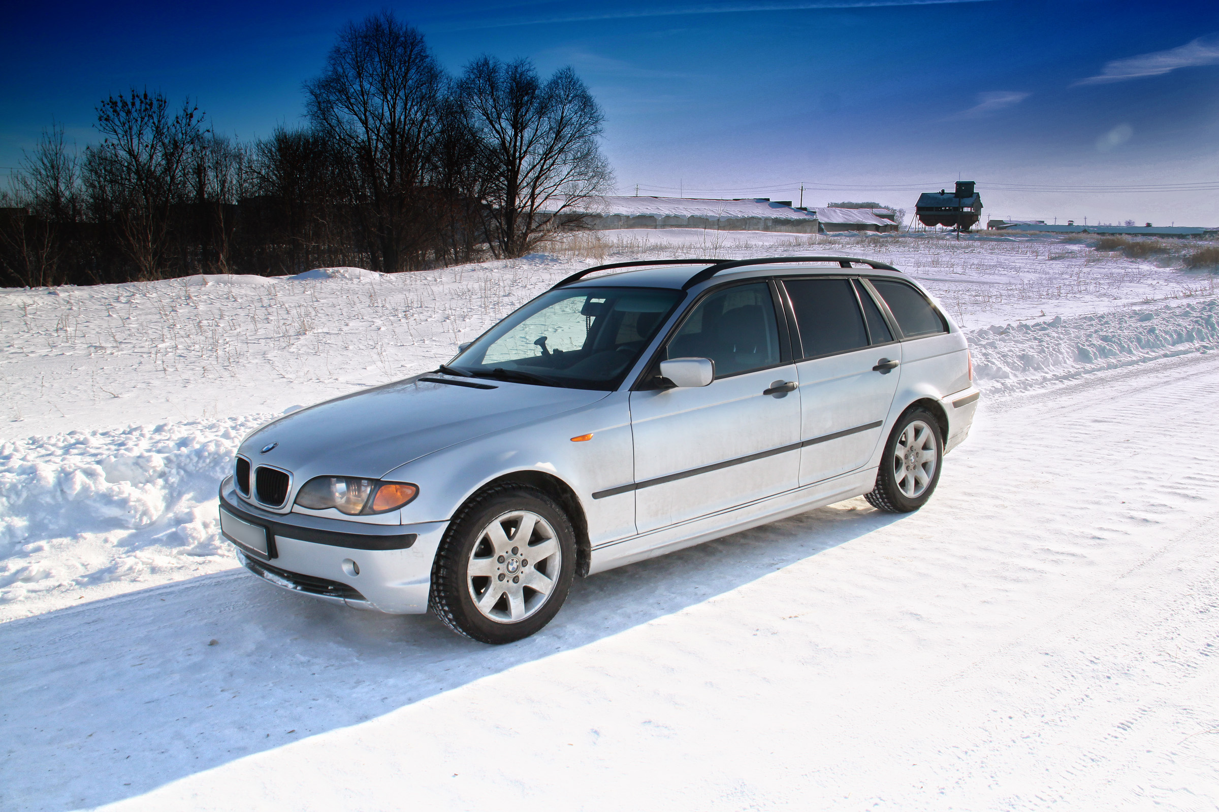 325i Bmw 1995 1 I Touring E36 Grau Met Der Neue Bmw 3er