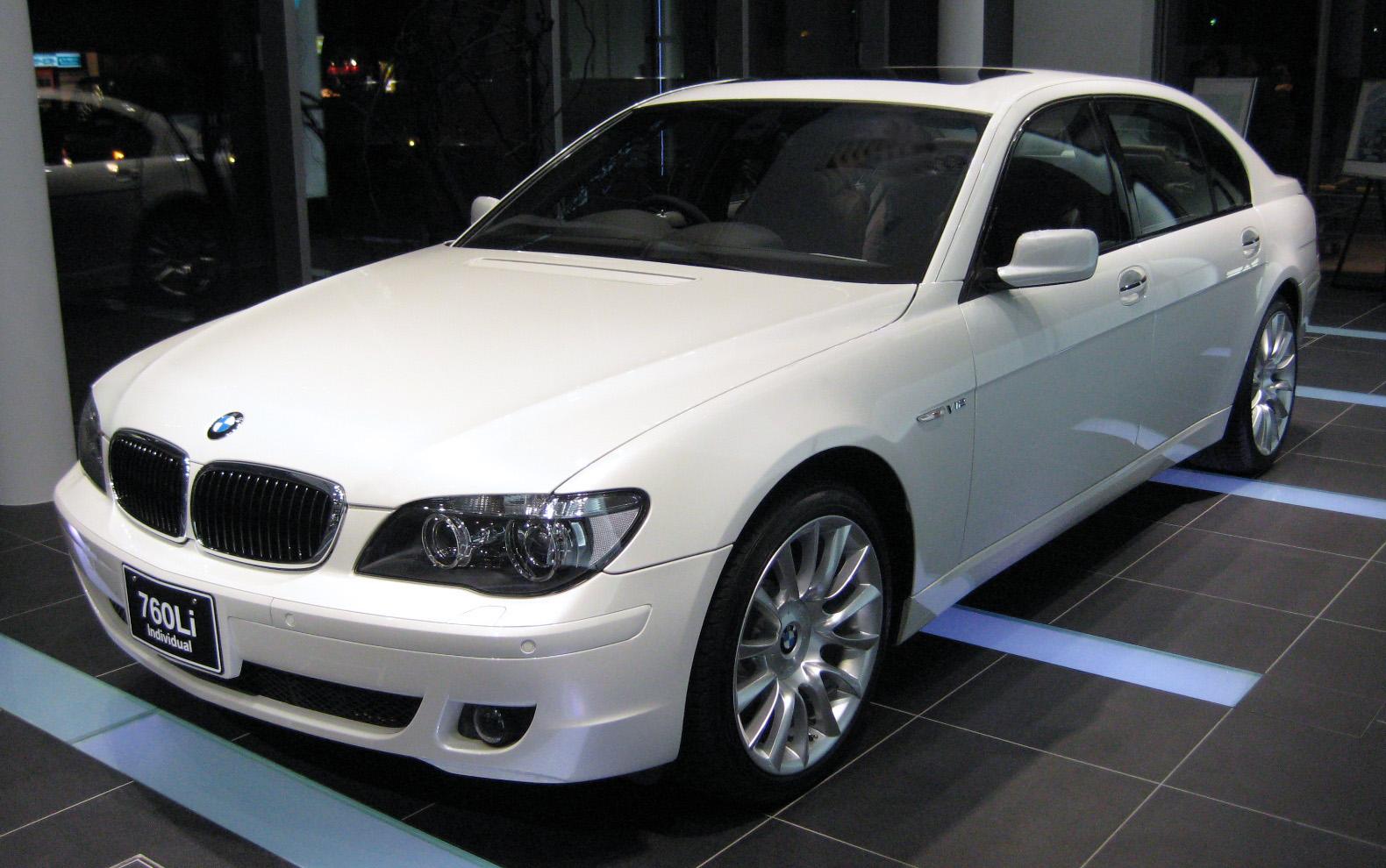 BMW E65/E66 - это... Что такое BMW E65/E66?