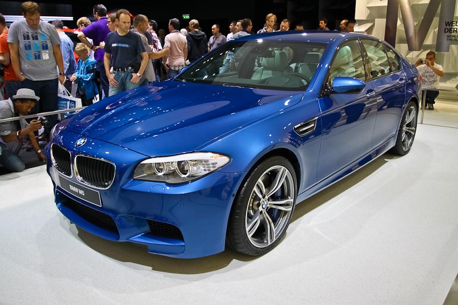 BMW M5 - это... Что такое BMW M5?