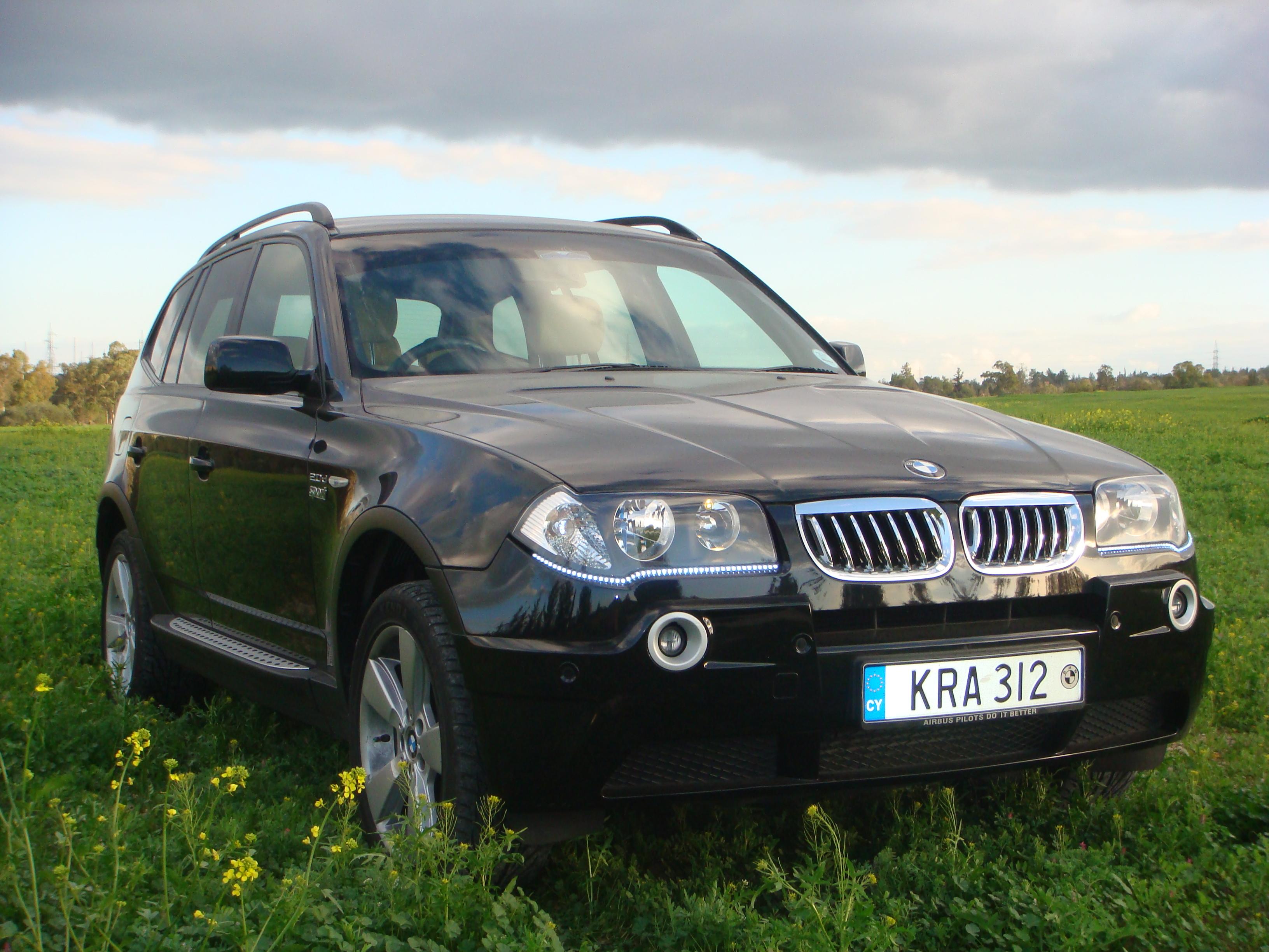 BMW X3 это Что такое BMW X3