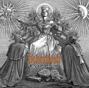 Обложка альбома evangelion behemoth 2009