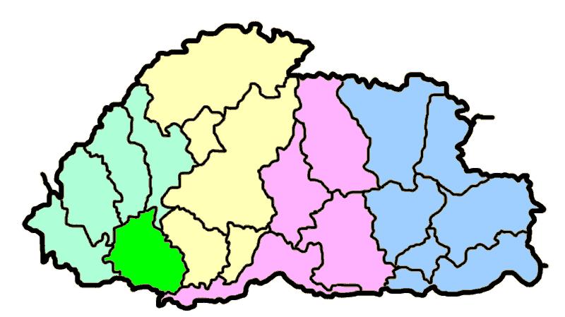 Чукха (дзонгхаг)