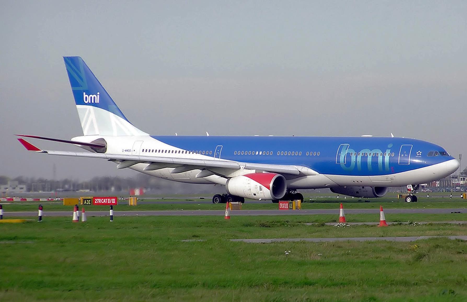 схема самолета а333
