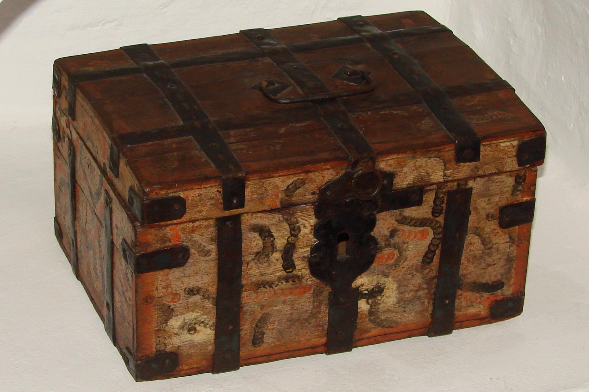 Ящик для хранения зерна своими руками