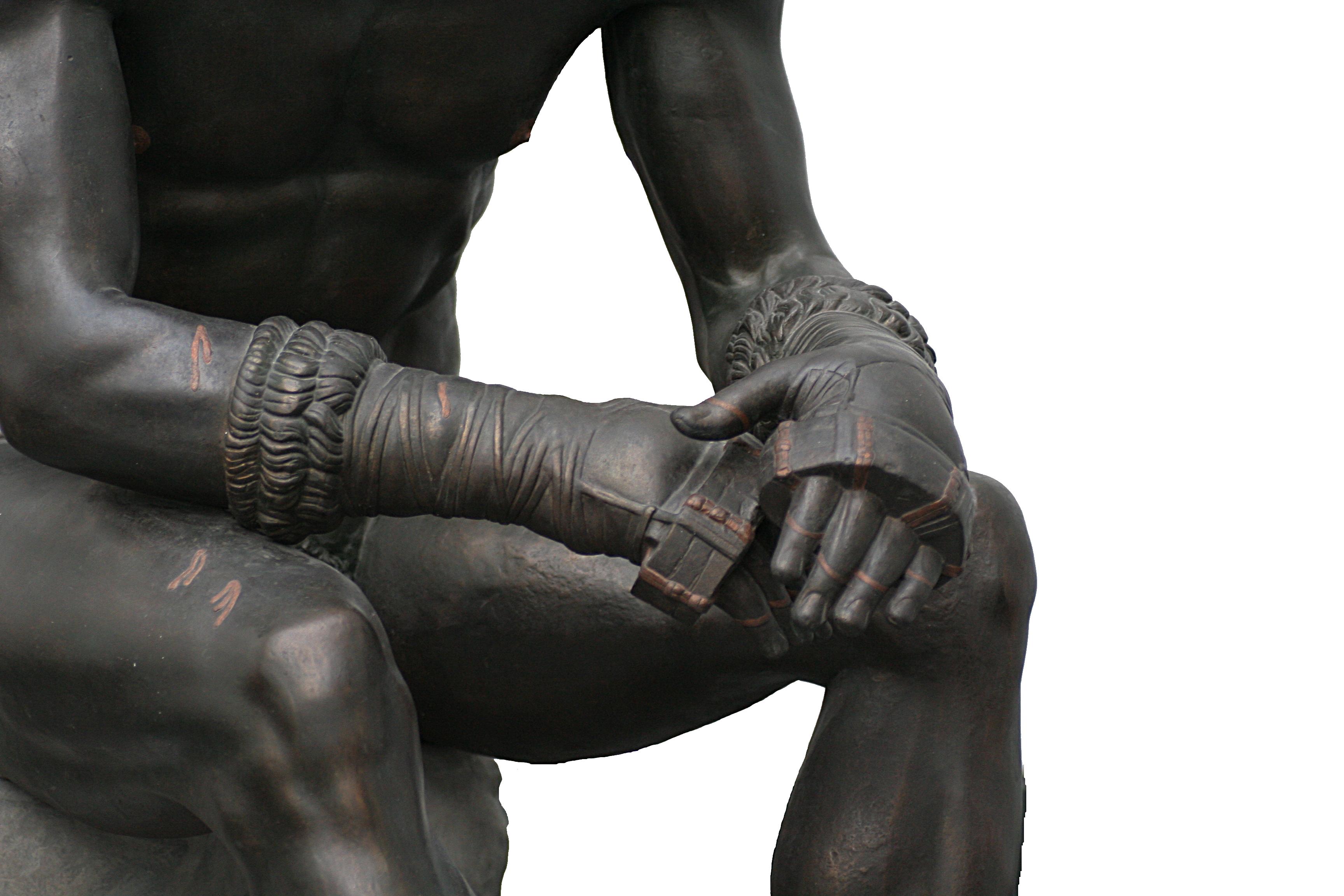 Удушение в кожаных перчатках