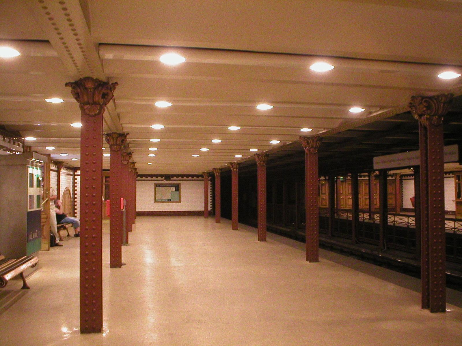 Схема путевого развития метрополитена фото 14