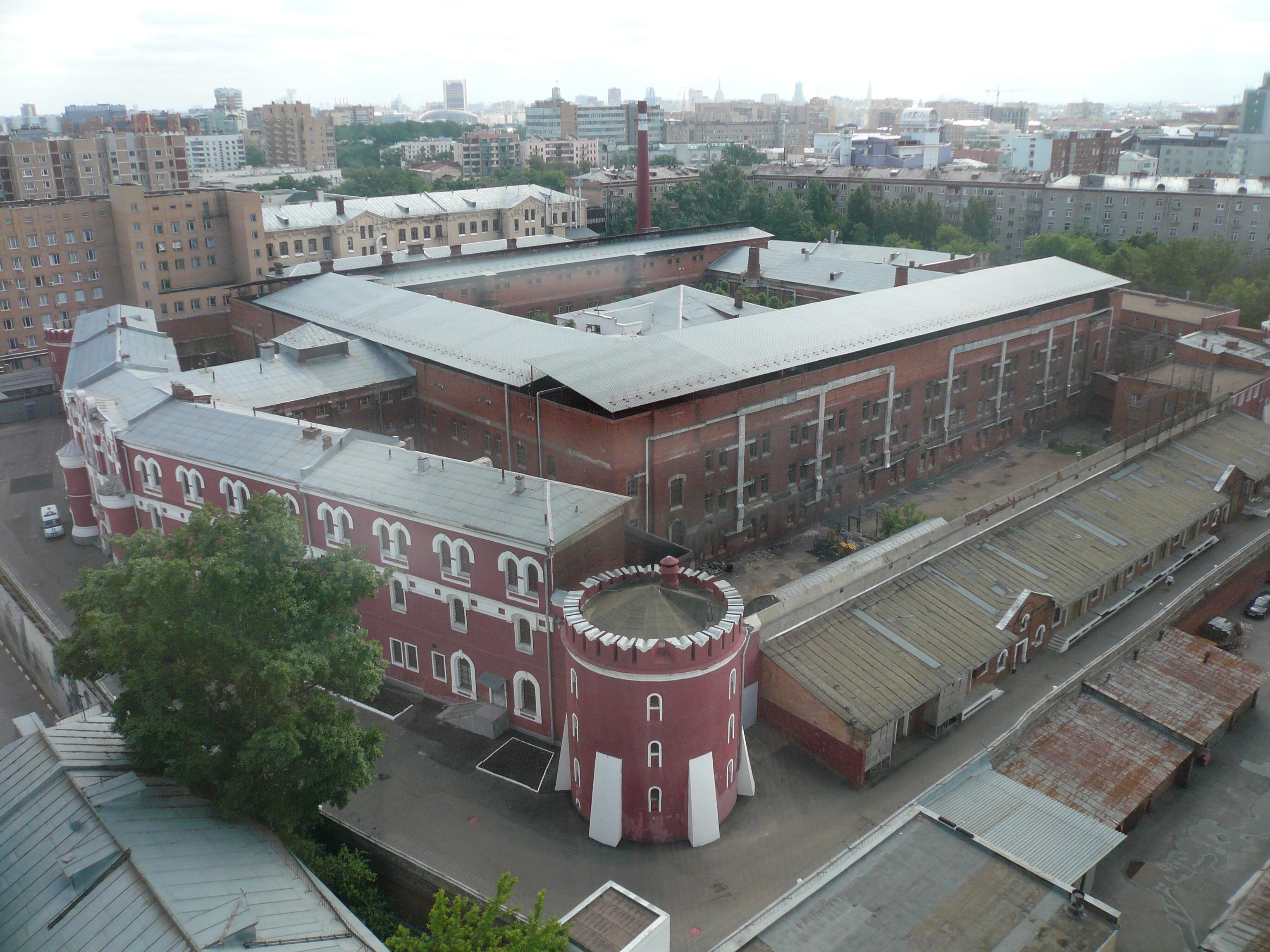 бутырская тюрьма фото