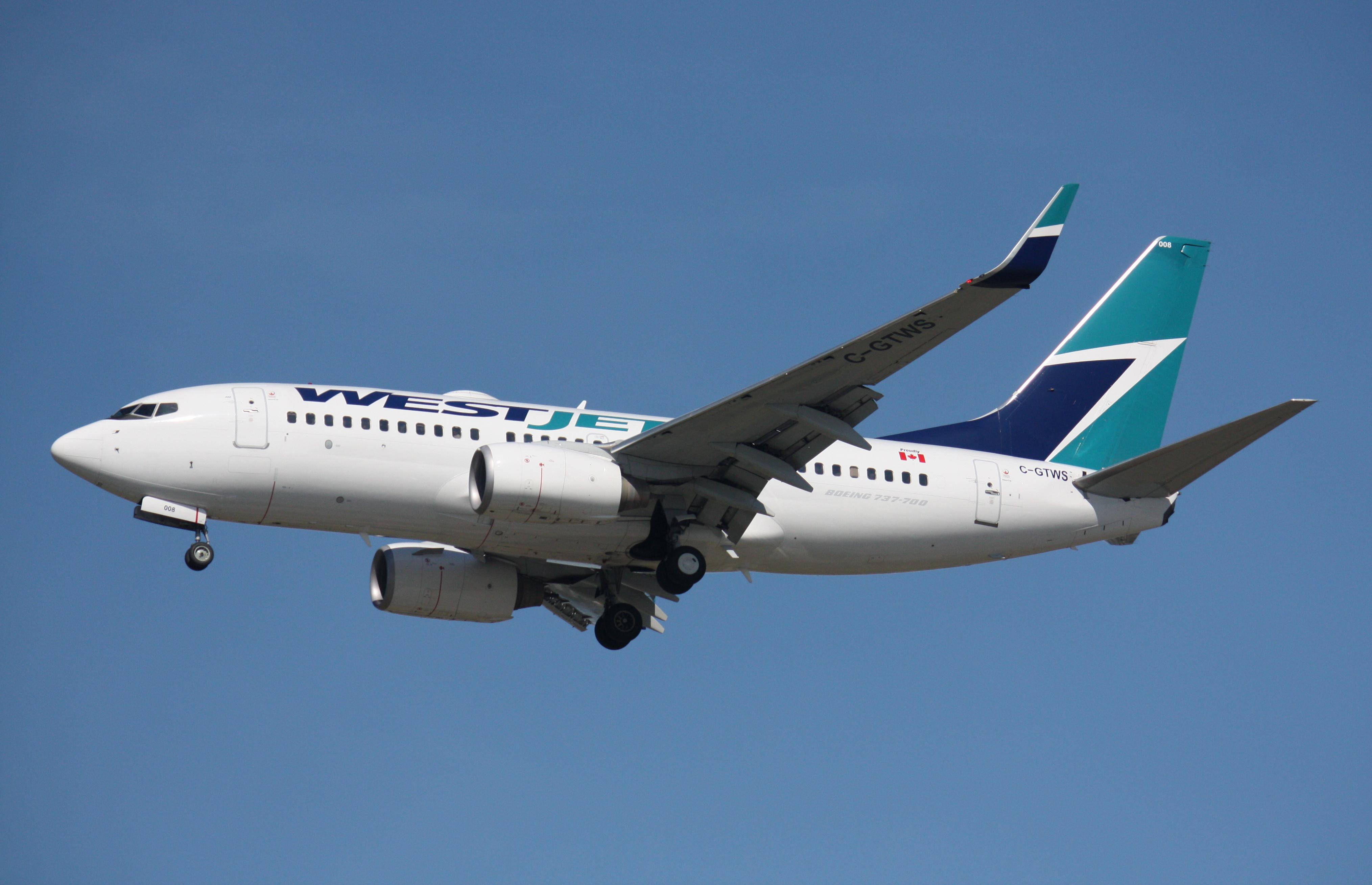 westjet how to change a flight