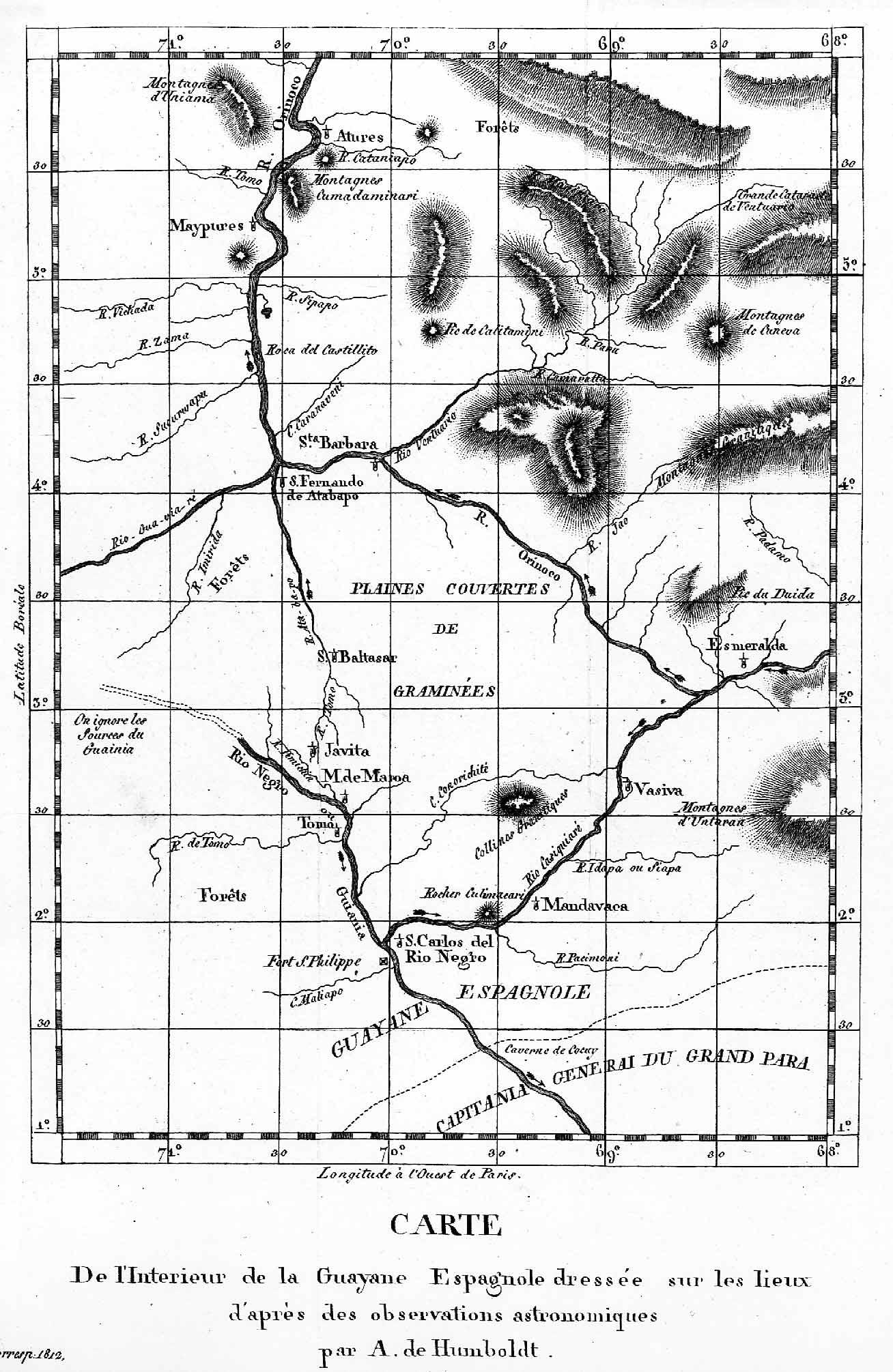 Устье Амазонки Координаты