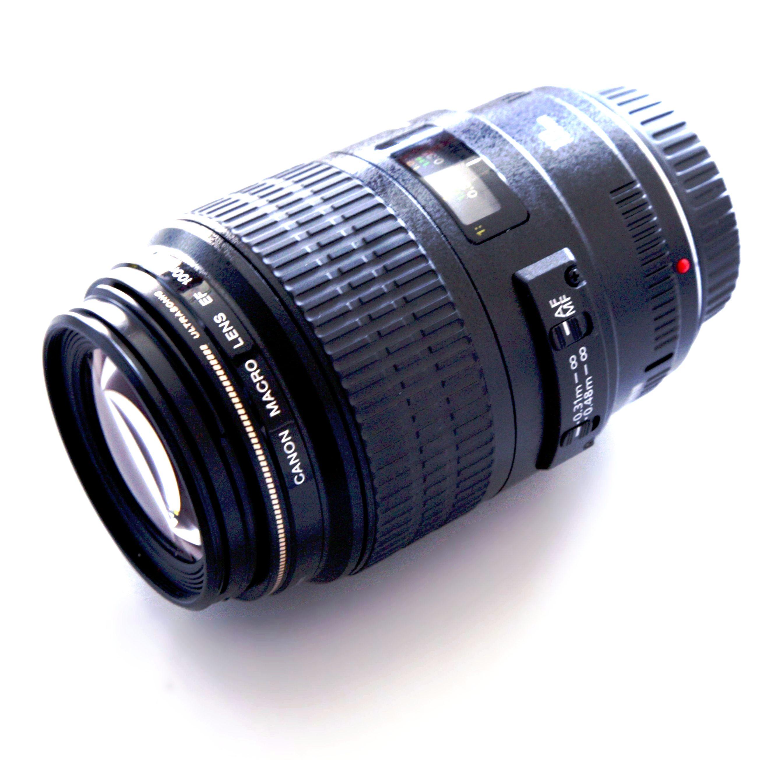 это... Что такое Canon EF?
