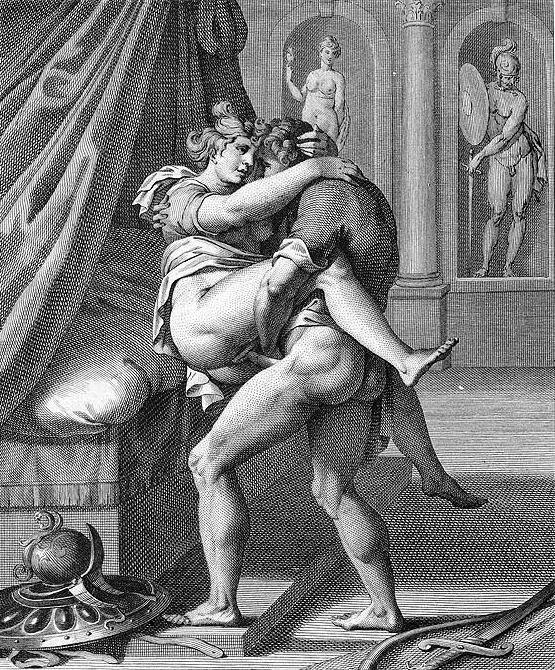 Ретро секс рисунки времен пушкина