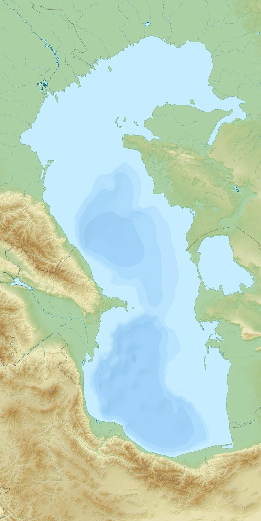 Каспийское море каспийское море