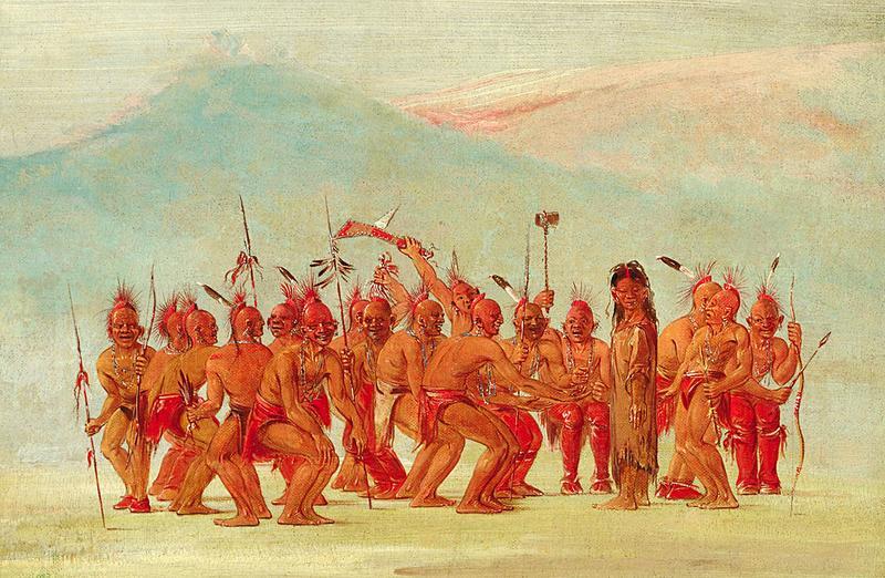 Индейцы культура транссексуалы