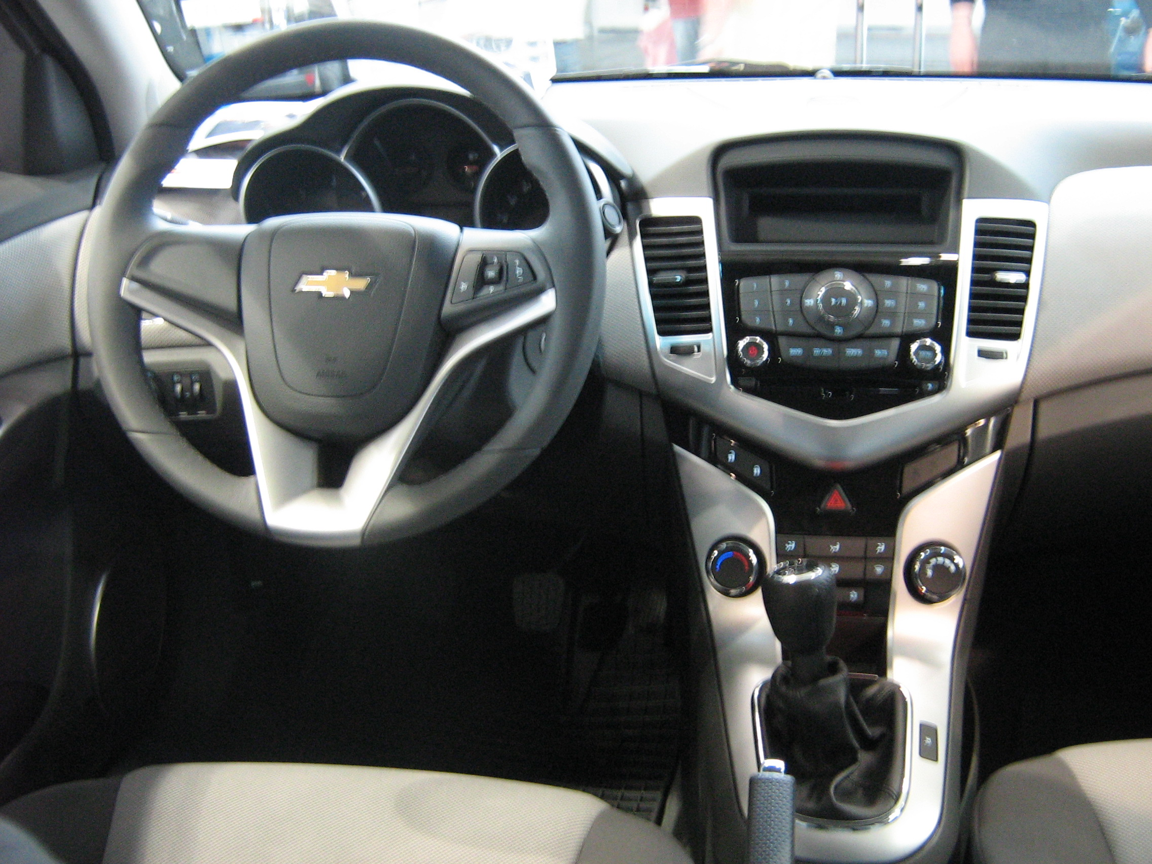 Chevrolet Cruze - это... Что такое Chevrolet Cruze?