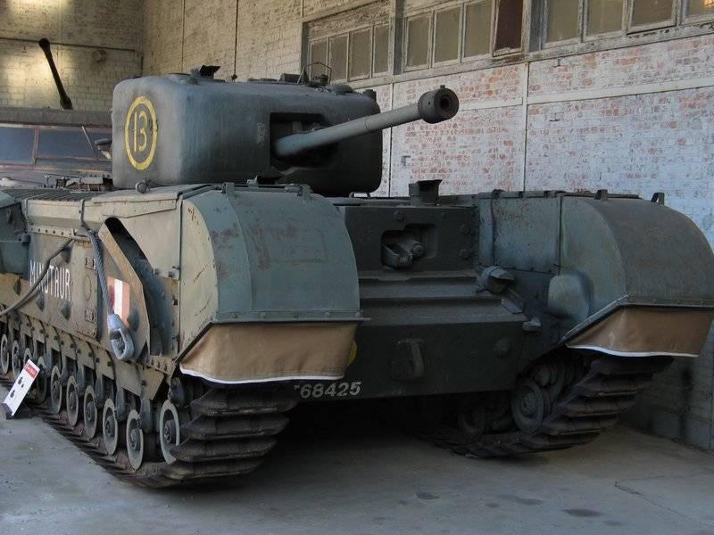 Churchilltank