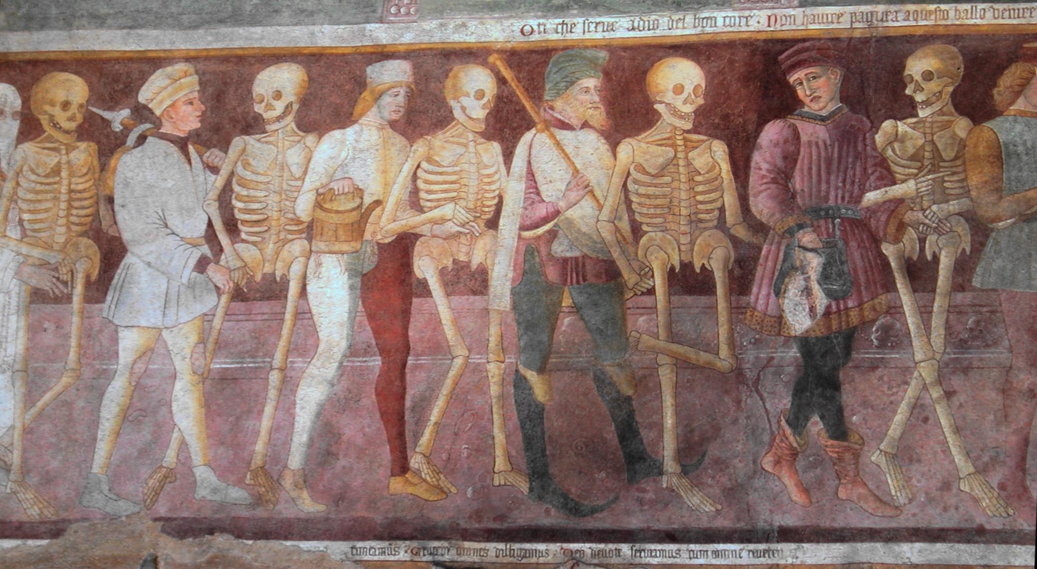 Симфоническая поэма `Пляска смерти` (Danse macabre
