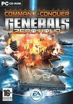 Command & Conquer: Generals – Zero Hour cover