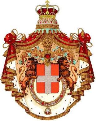 Герб италии 1929 1944