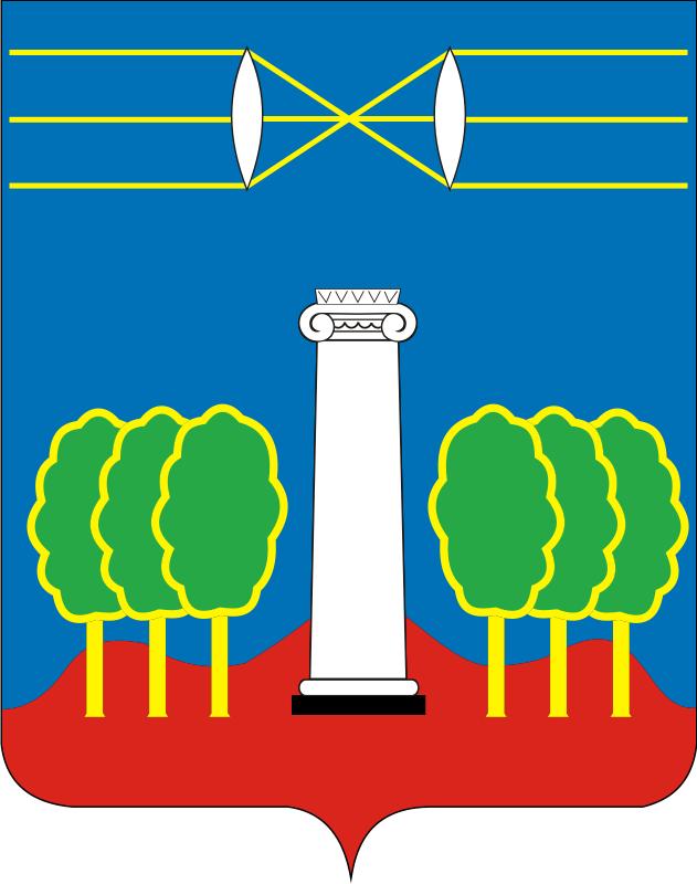 Герб Красногорского района