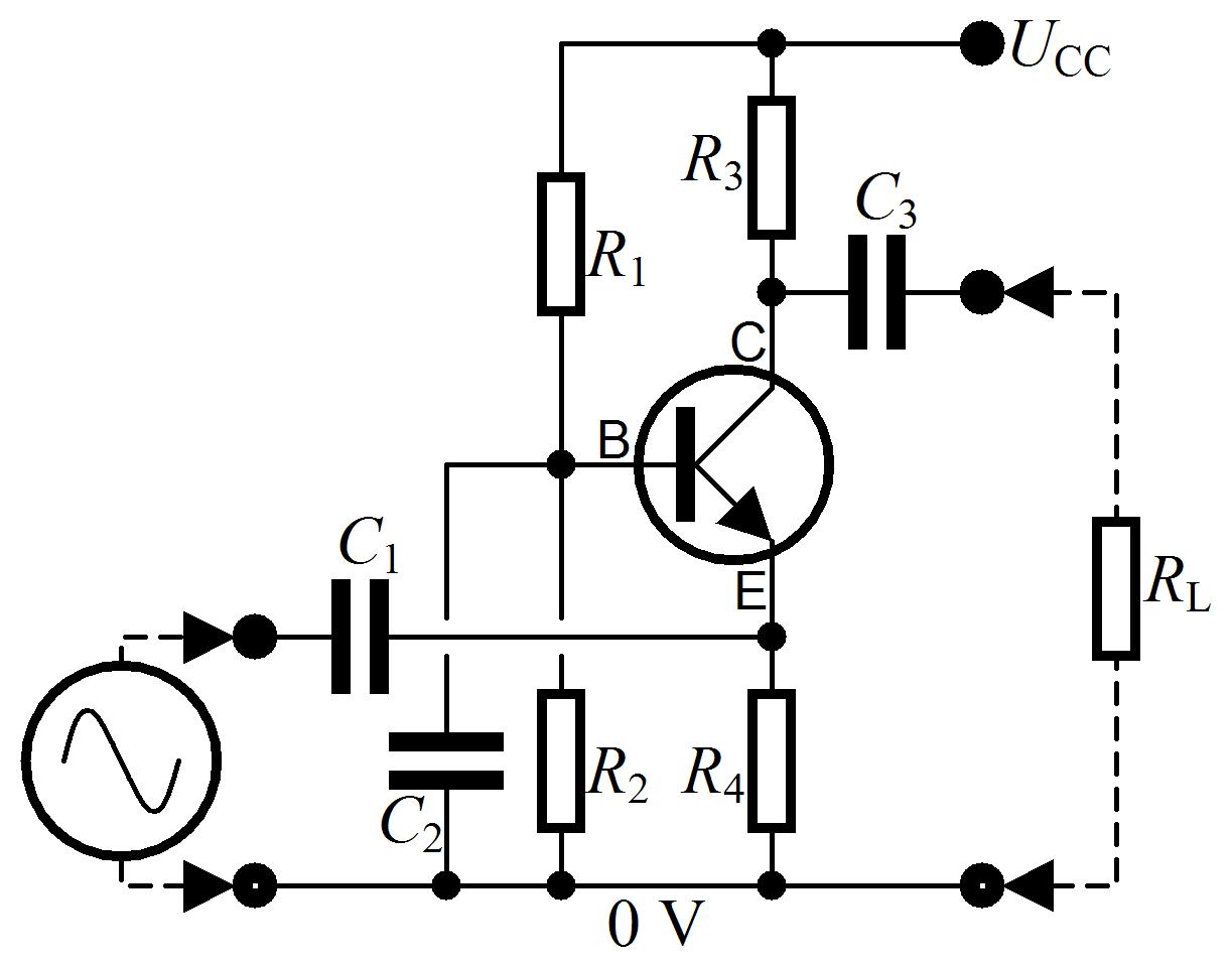 Схема и описание светодиодного табло
