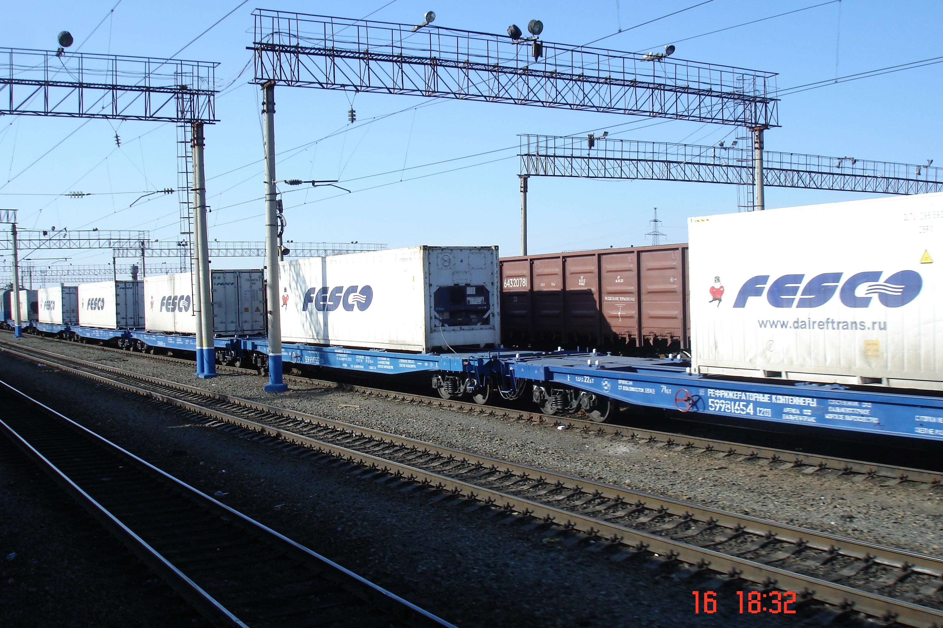вагоны платформа фото: