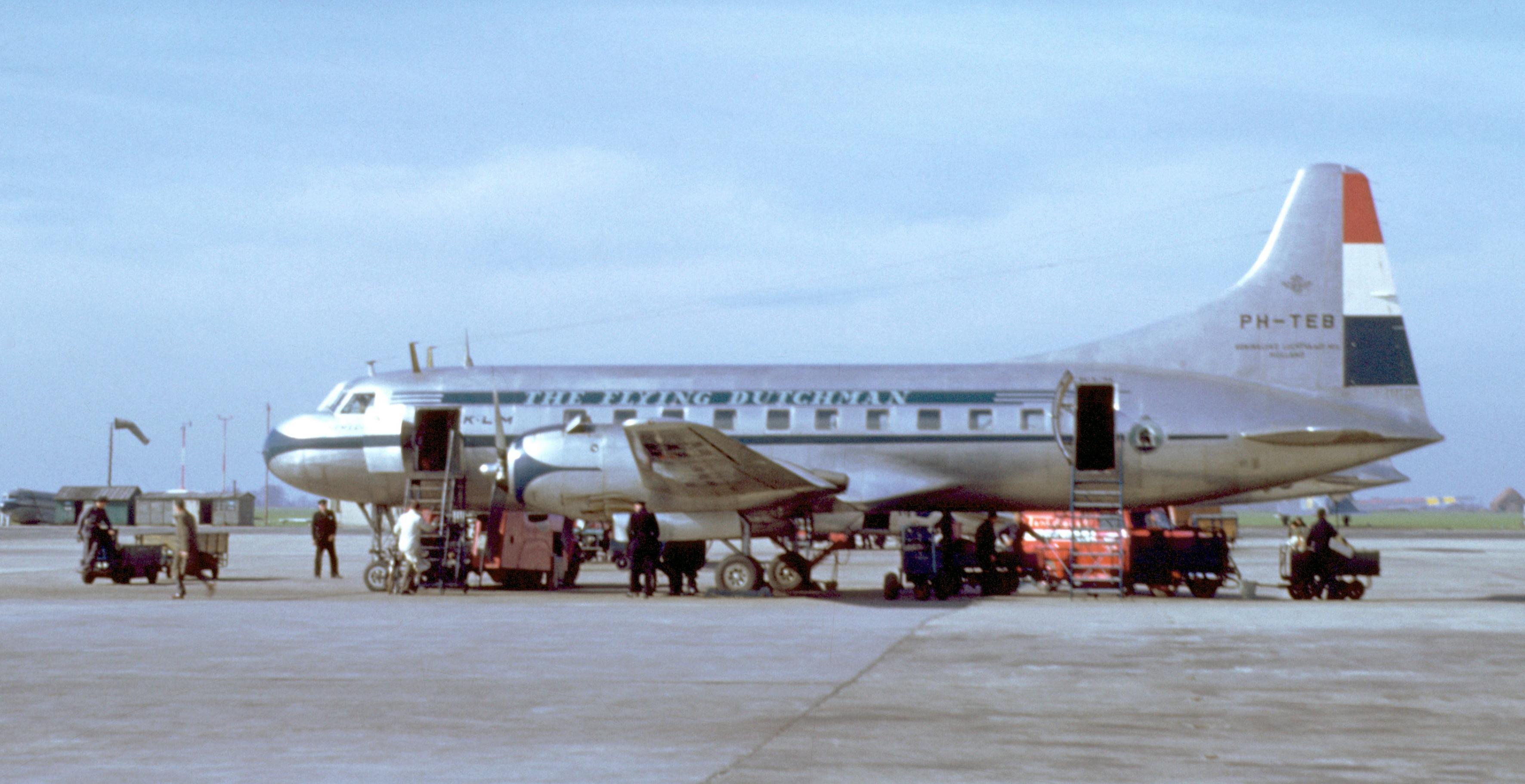 Convair Cv 240 это Что такое Convair Cv 240