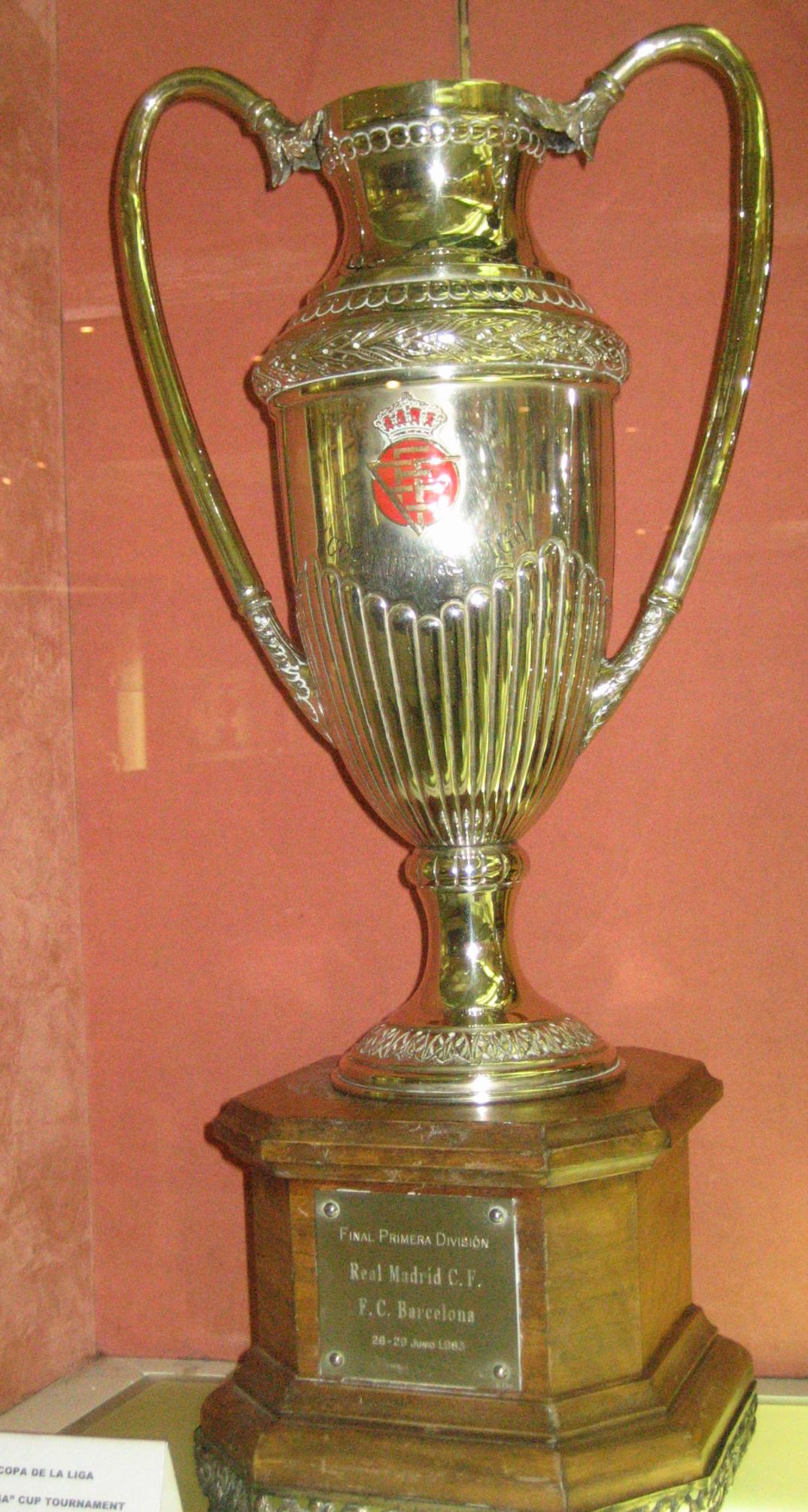 Кубок испании по футболу история
