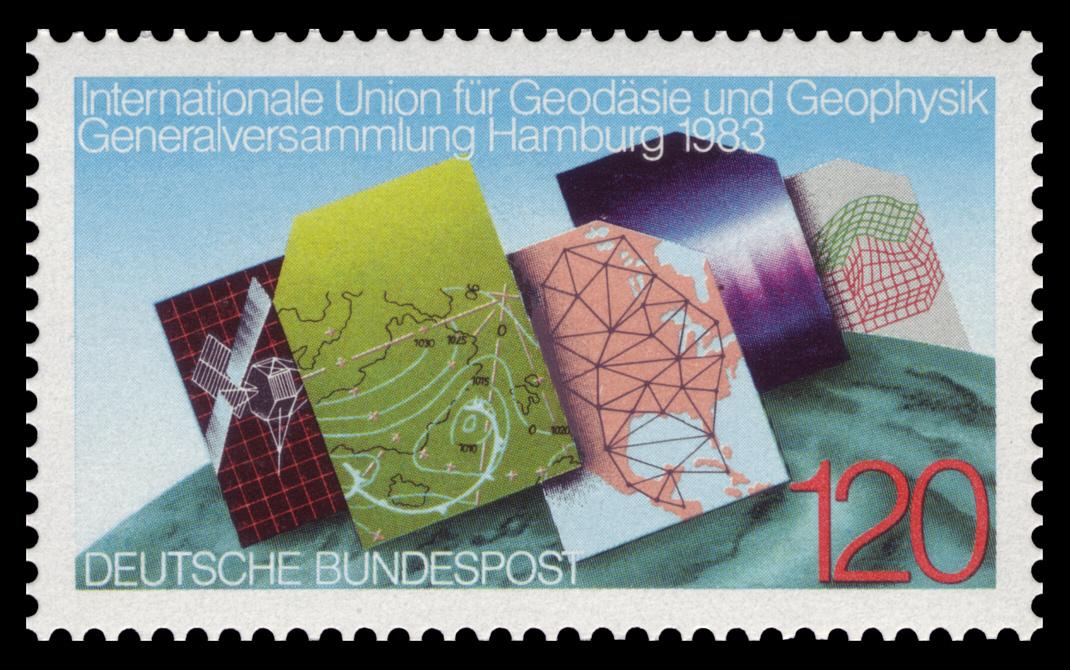 Международный геодезический и геофизический союз - это ...  геофизический