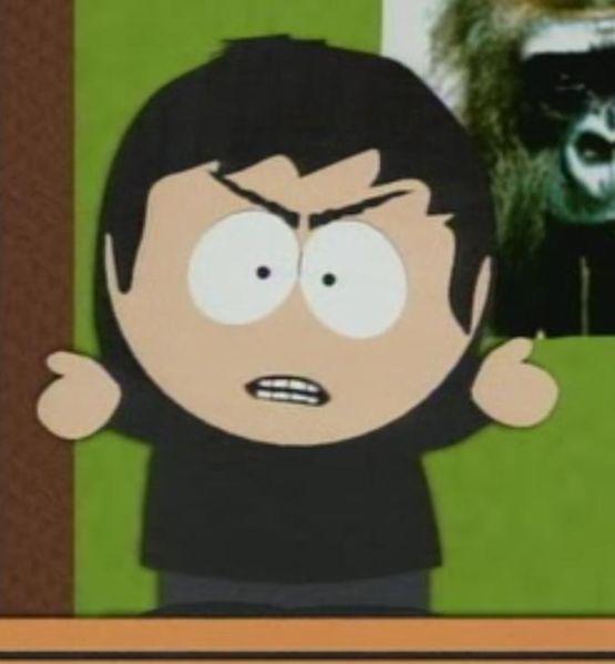 South park вылепили член на уроке