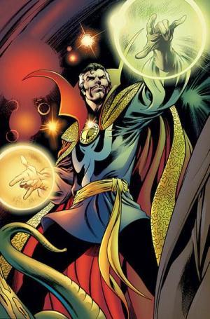 Доктор стрэндж marvel comics