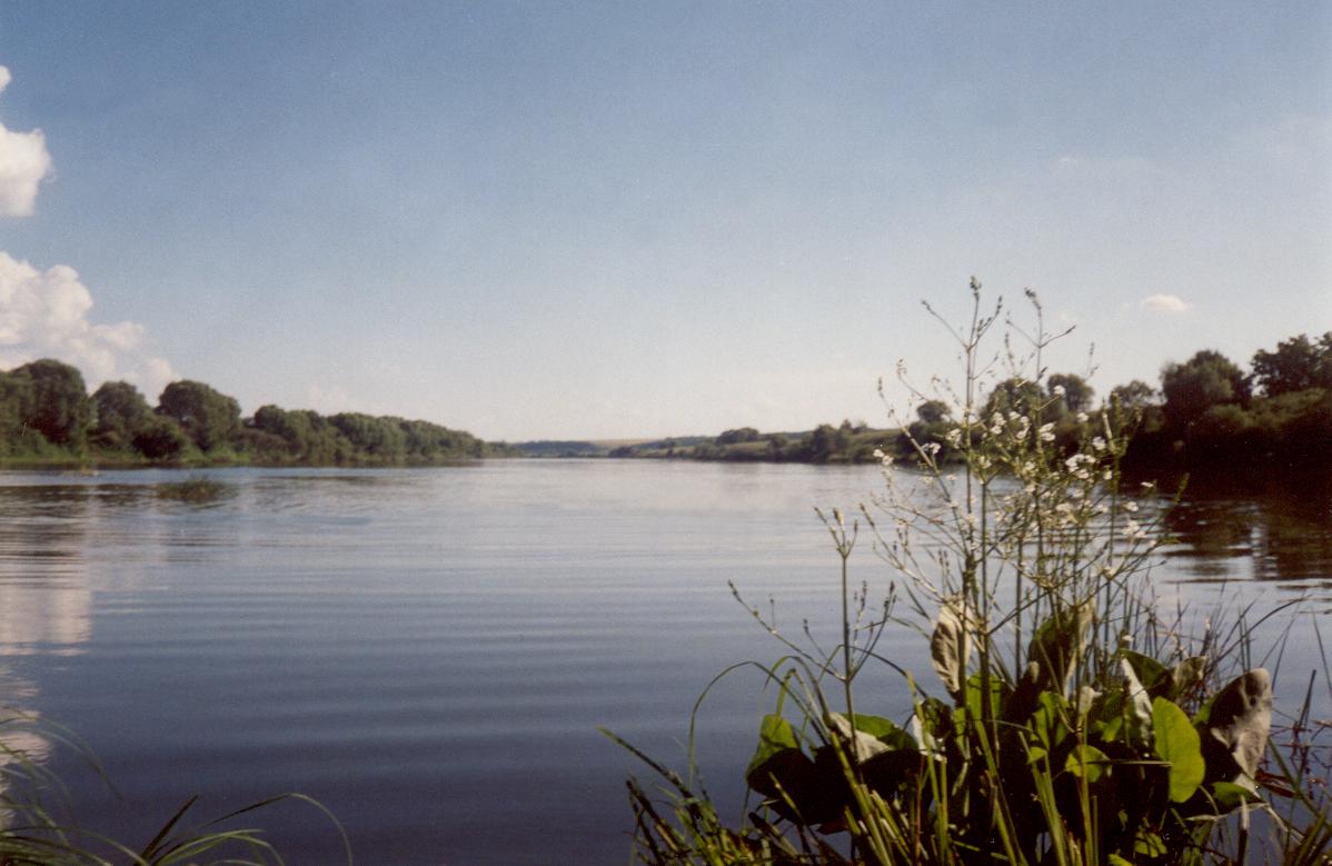 Река дон возле города елец в липецкой