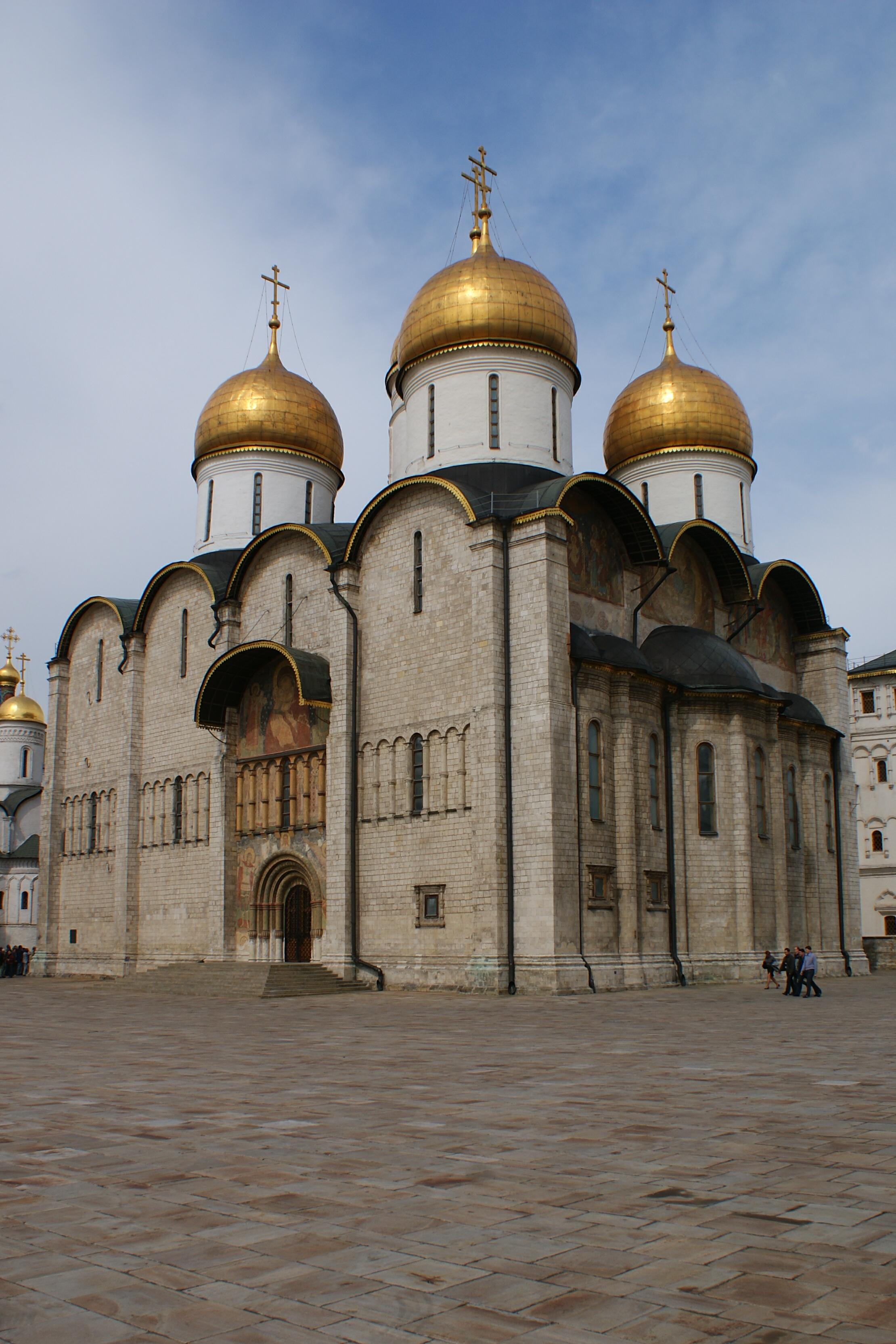 Собор успенский собор московского