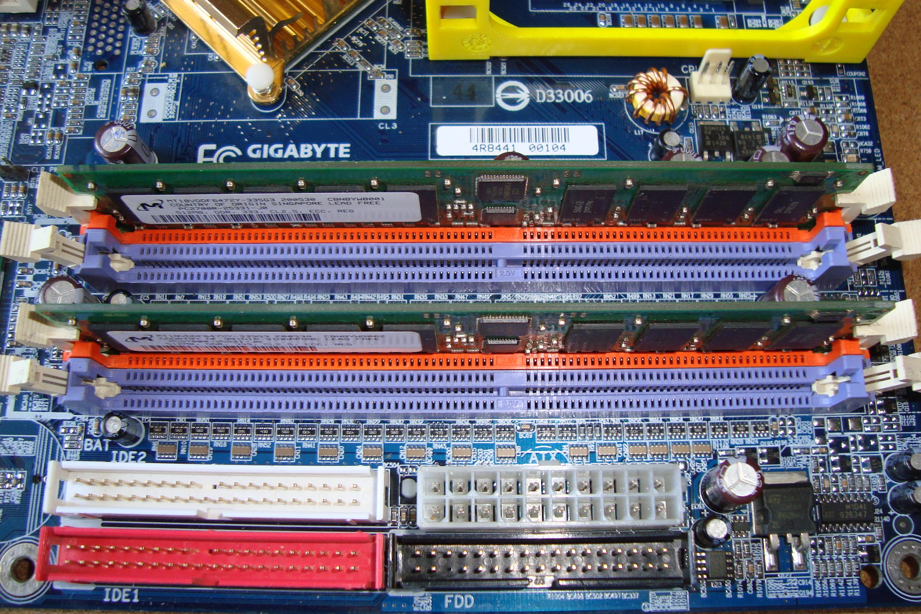 Как включить двухканальный режим оперативной памяти